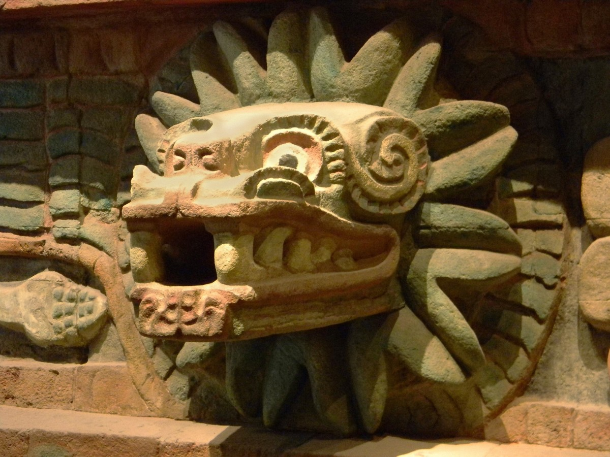 Similarities Between Quetzalcoatl and Mormon's Jesus Christ