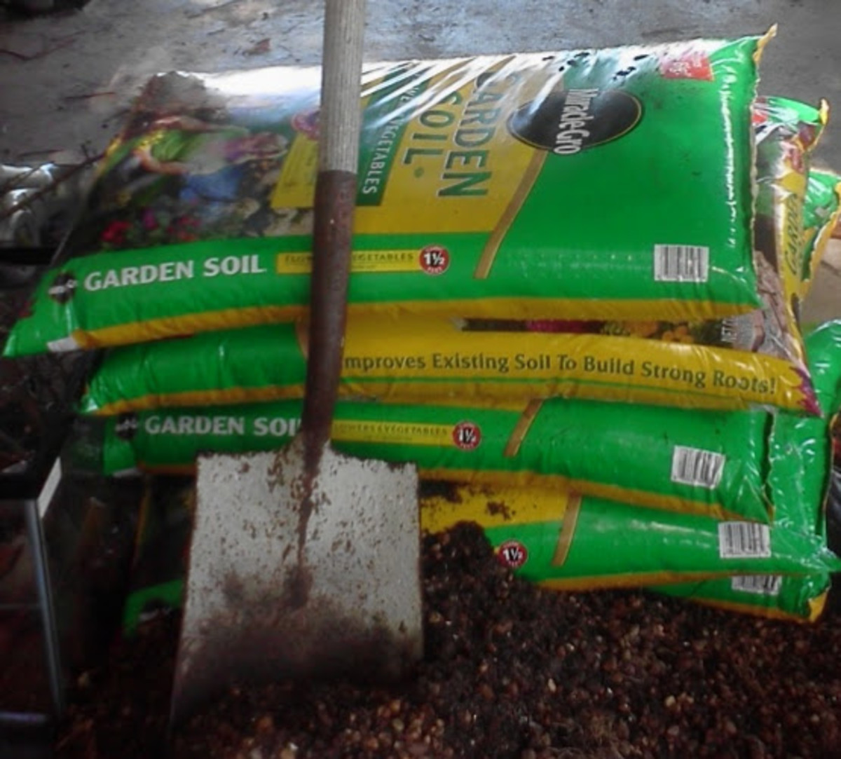 Alternatively you can use potting mix or other convenient soils that can be potted for starting your crop.