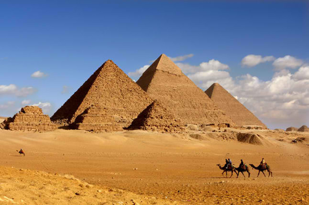 The 7 Ancient Wonders of the World