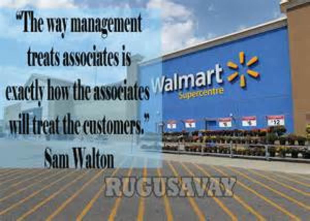 Sam Walton/Walmart Trivia