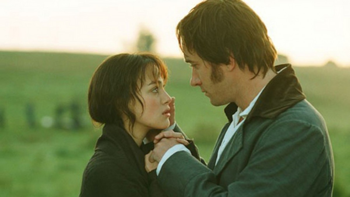 10 Movies Like Pride and Prejudice