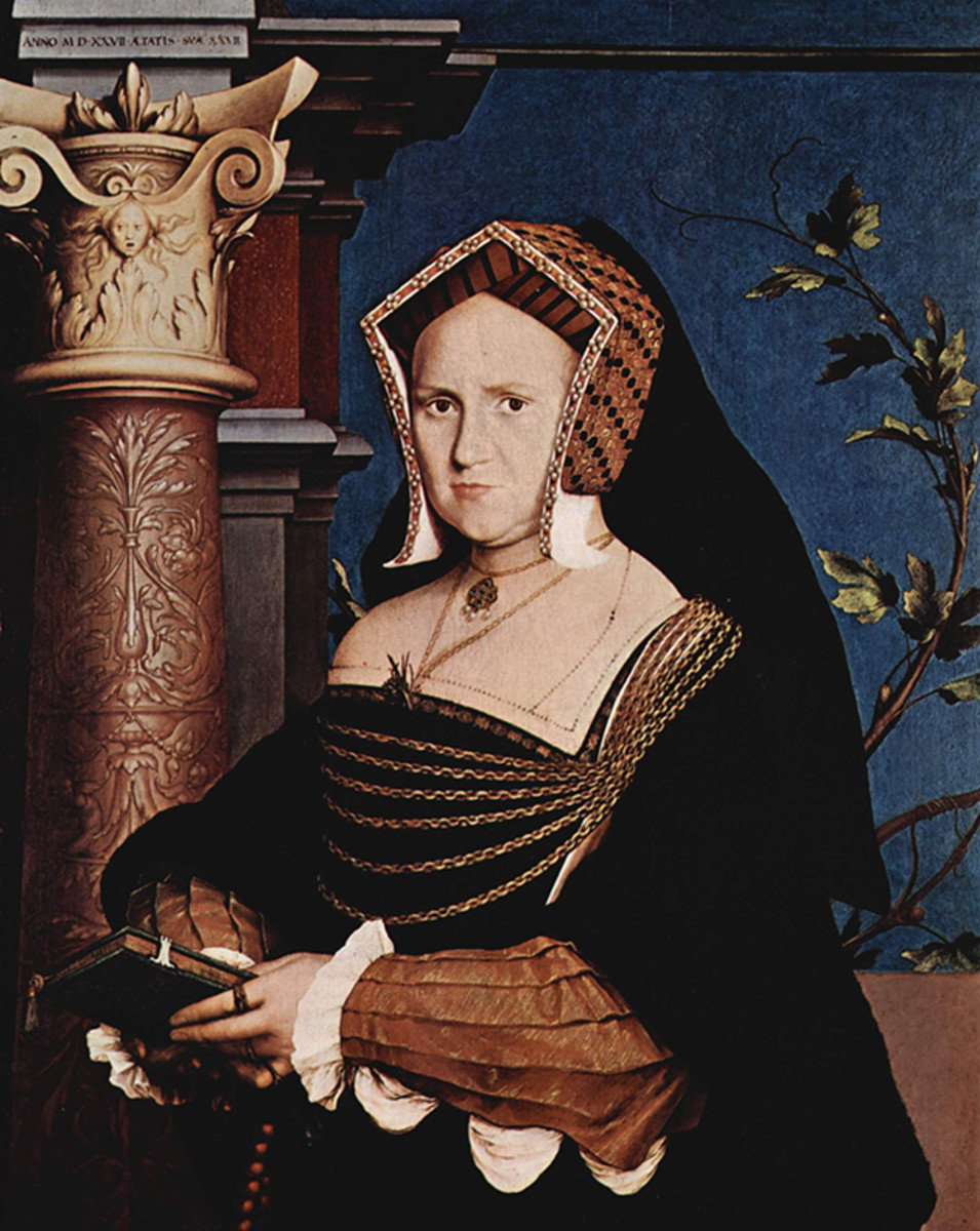 Anne Cleeves, 4th wife of Henry VIII