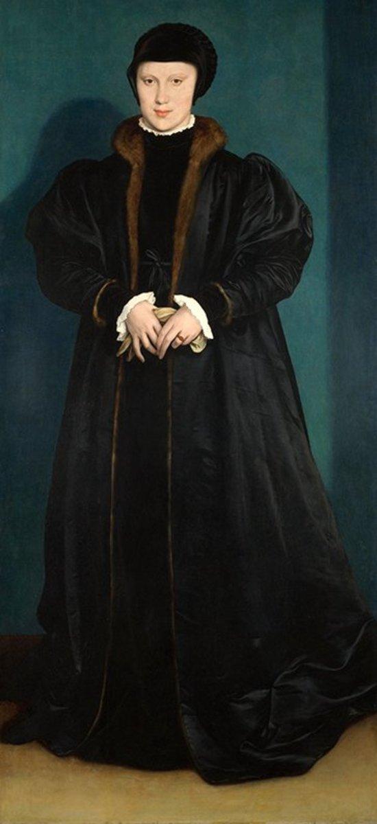Christina of Denmark, Duchess of Milan