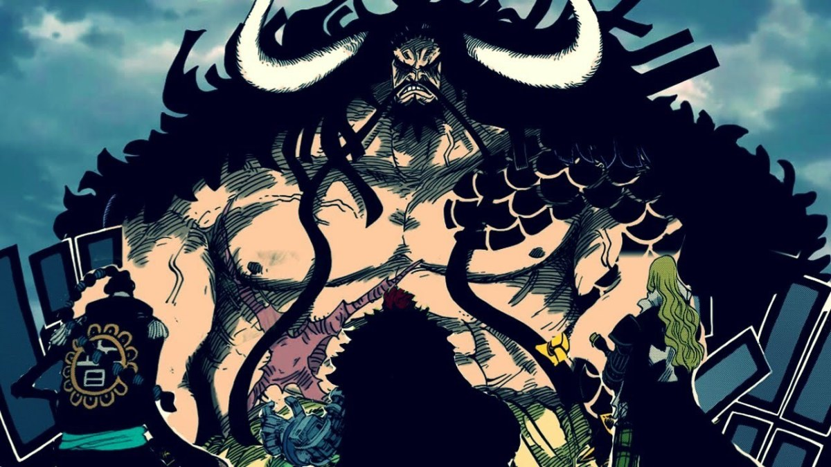 Kaido debuts in One Piece manga.
