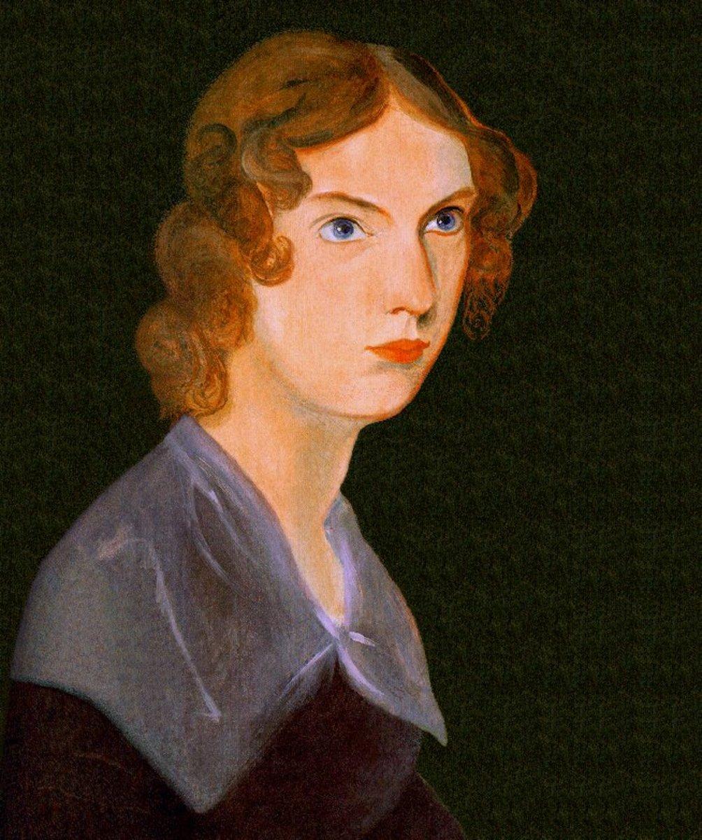 """Anne Brontë Charlotte Brontë's """"On the Death of Anne Brontë"""""""