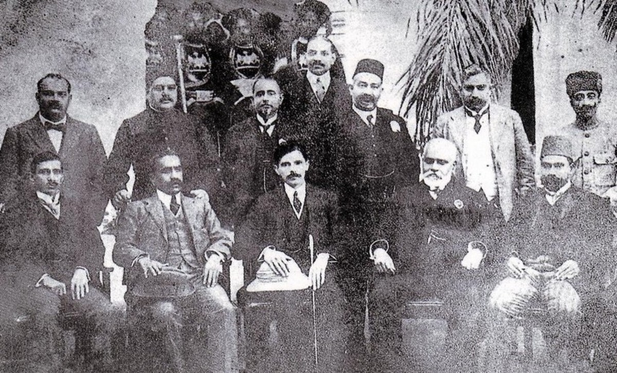 Indian National Congress and All India Muslim League 1930