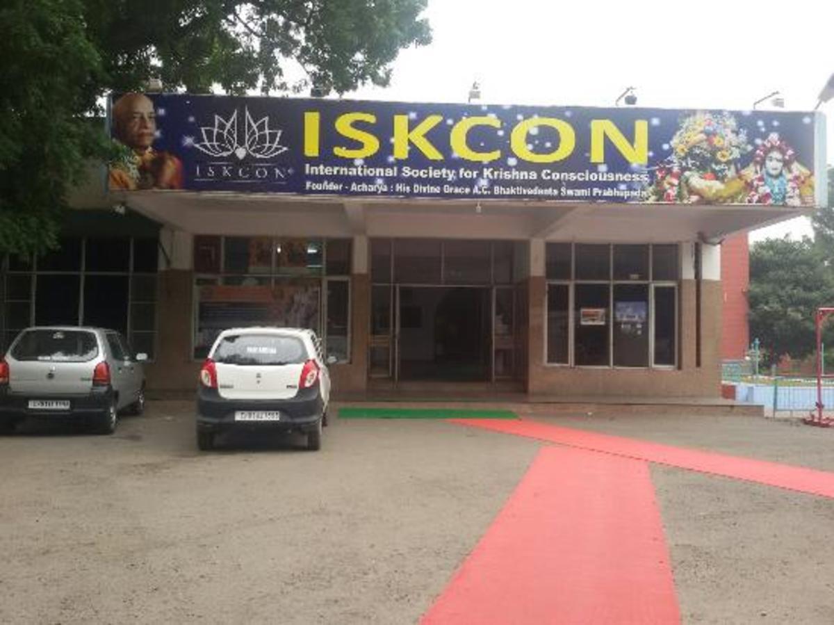 Sri Sri Radha Madhav ISKCON Temple