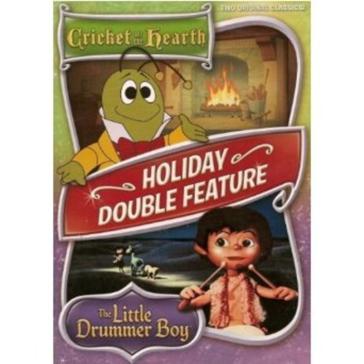 Rankin/Bass Retrospective - Part 6: Cricket on the Hearth / The Little Drummer Boy