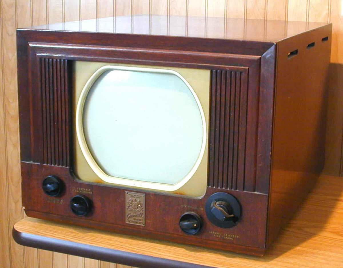 1949 Grinnell model television