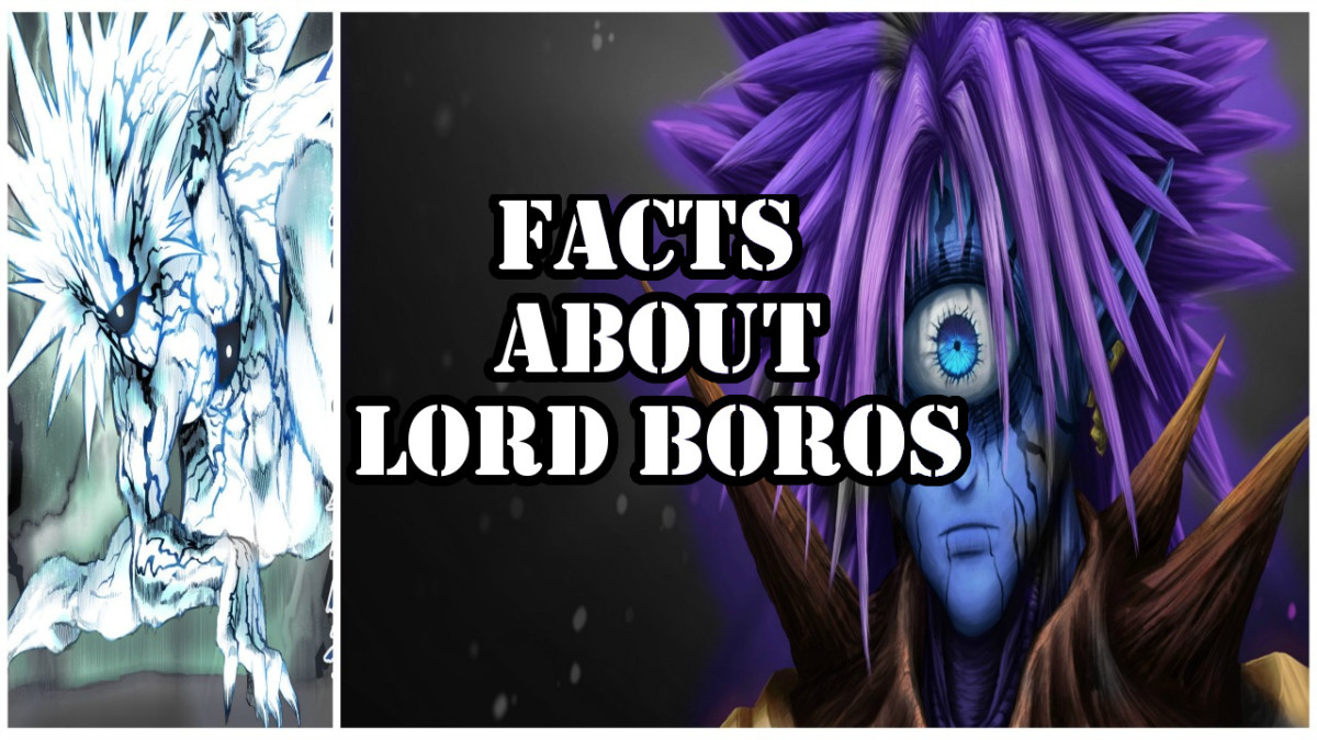 Facts about Lord Boros