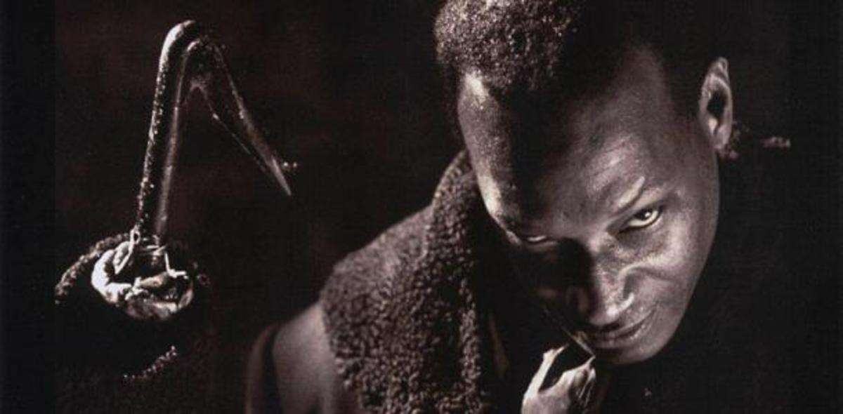 Tony Todd is The Candyman