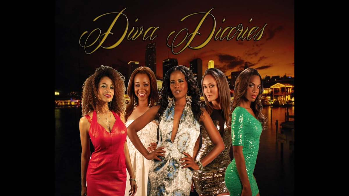 "Stars of ""Diva Diaries"" (L-R): Mari Morrow, Laila Odom, Tangi Miller, Chrystee Pharris and Vanessa Williams. This is Tangi Miller's directorial feature film debut."