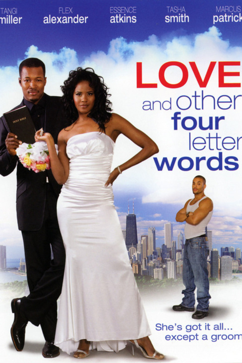 Tangi both Produced and Co-Starred in this romantic comedy with Flex Anderson