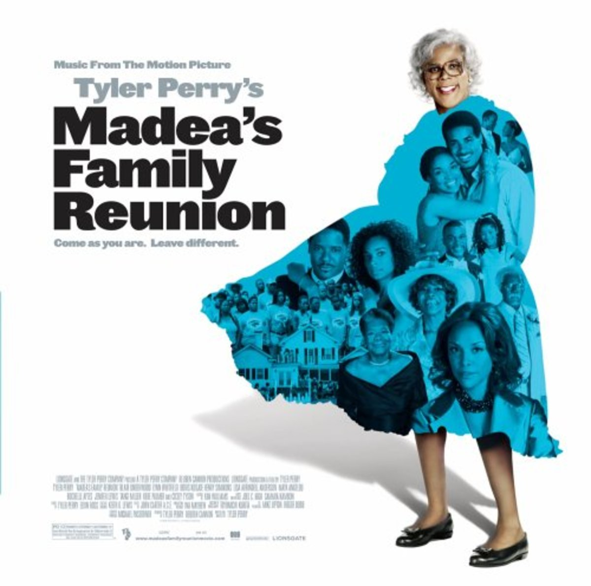 """Tangi played Donna in Tyler Perry's, """"Madea's Family Reunon"""""""