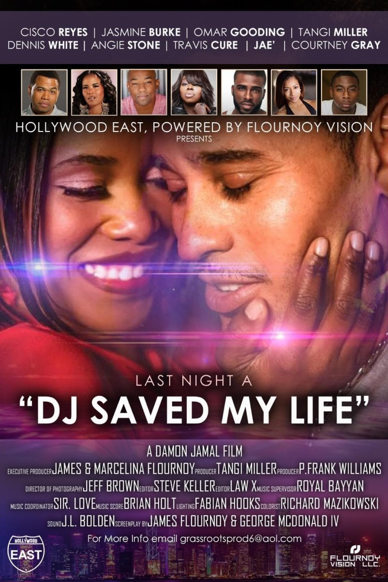 The Tangi Miller Co-Produced and Co-Star film, 'DJ Saved My Life'