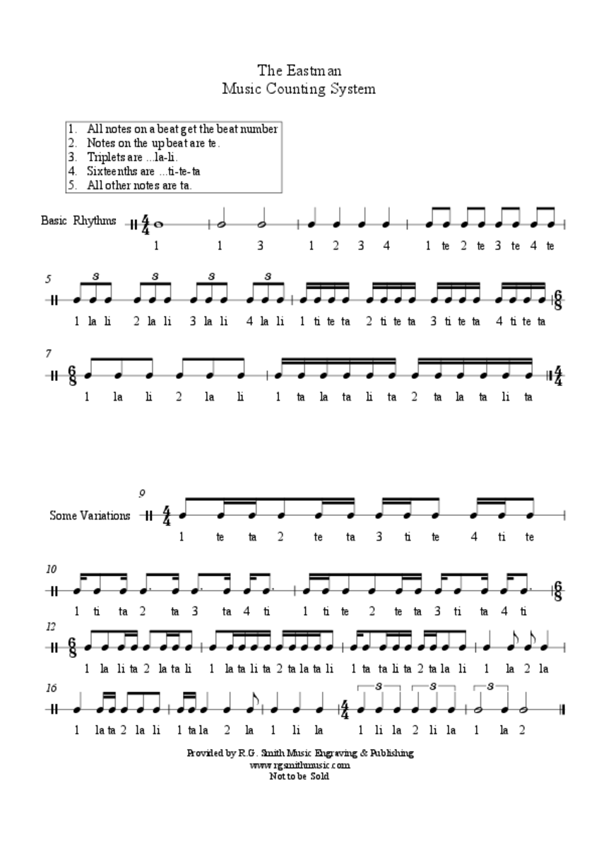 Choir Worksheets Free Worksheets Library – Rhythm Counting Worksheets