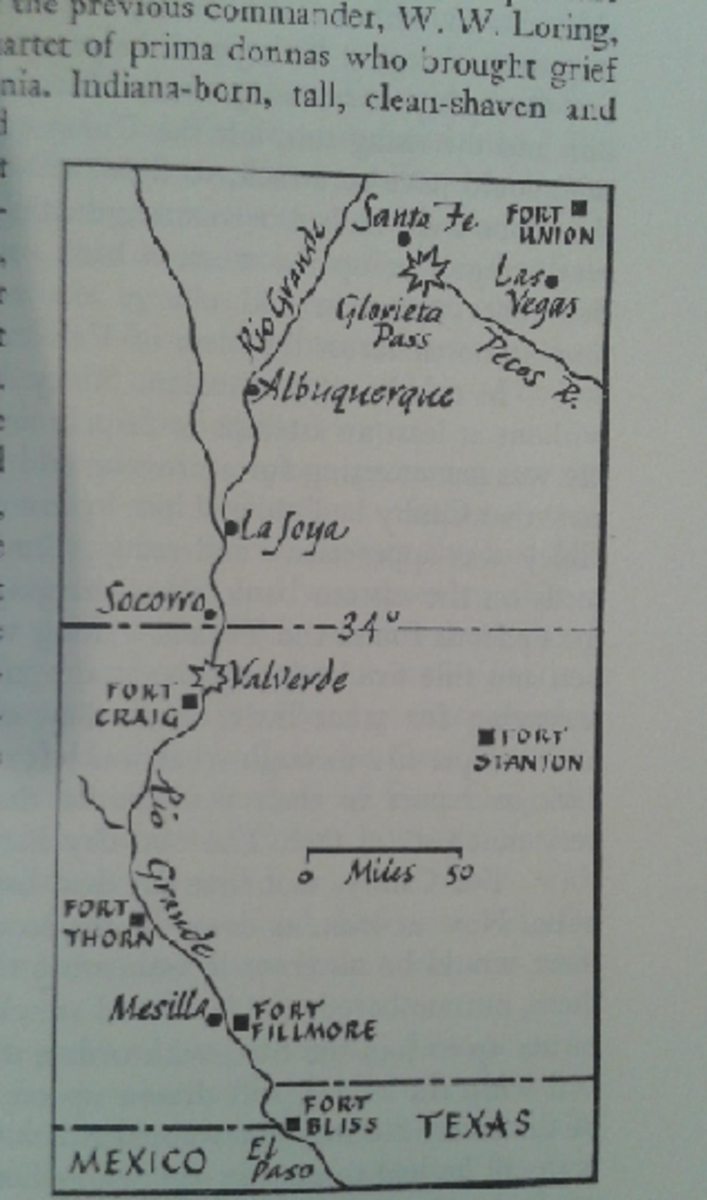 Shelby Foote's The Civil War:  A Narrative is replete with magnificently penned maps like this.