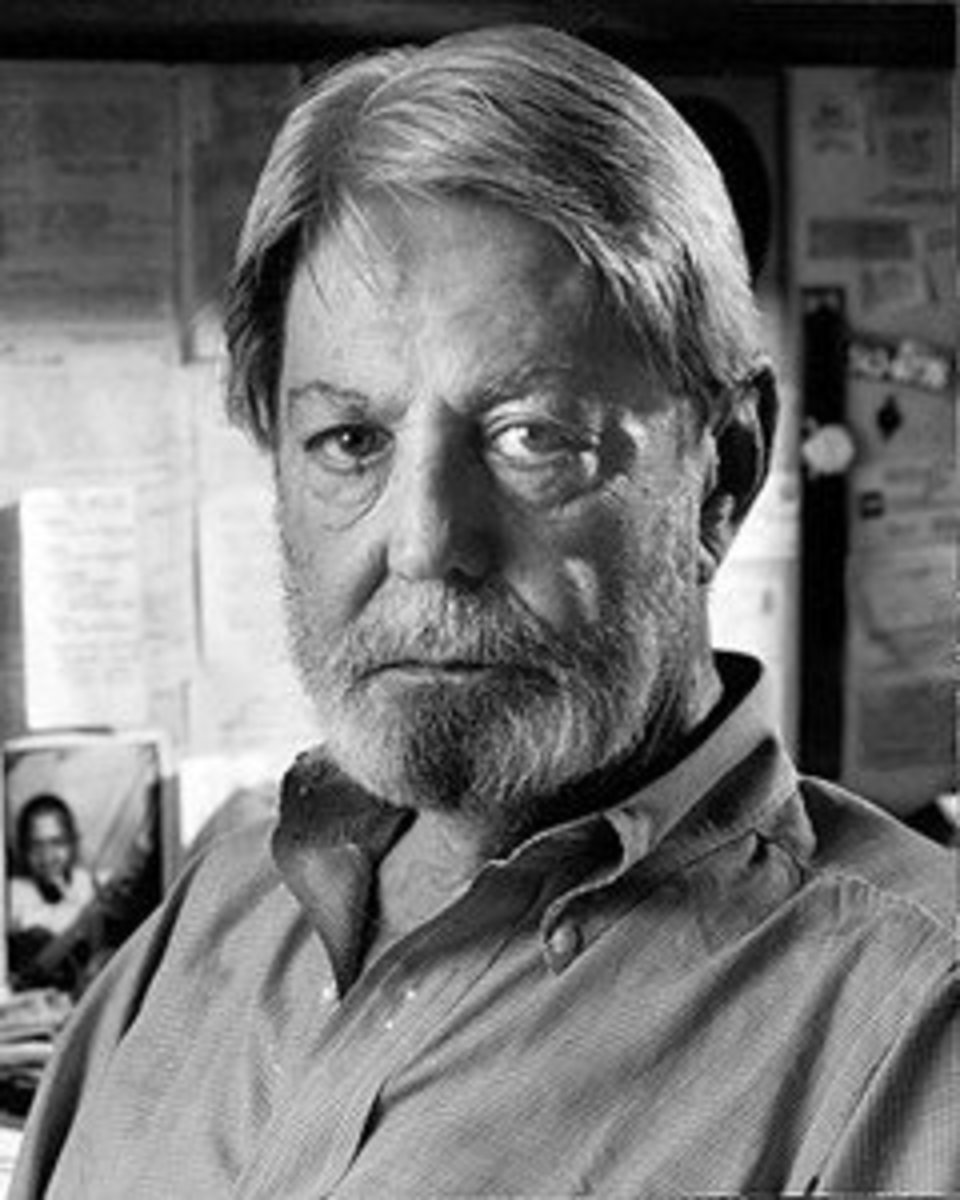Shelby Foote - Authors that Changed My Life
