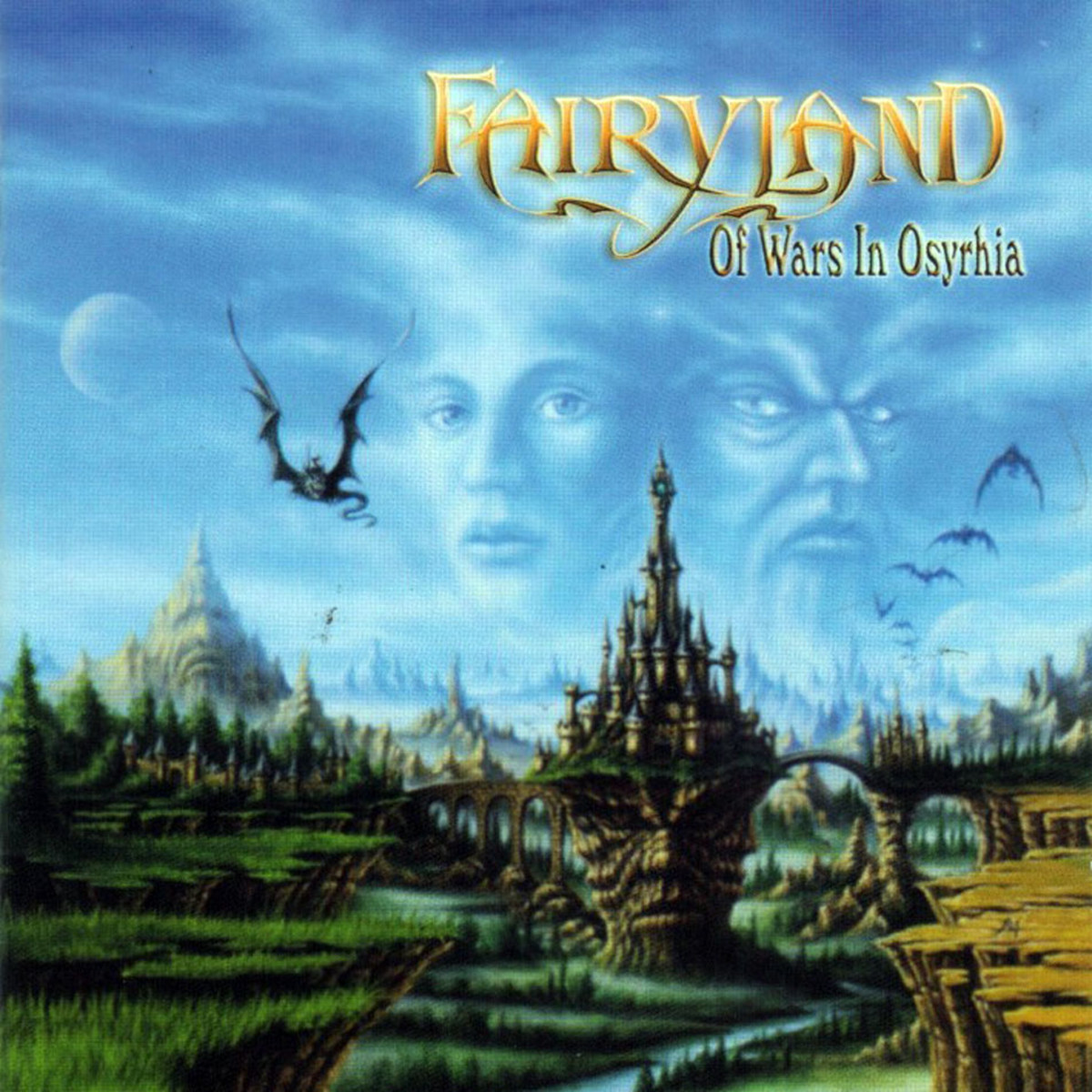 "Review: ""Of Wars in Osyrhia"" by French Symphonic Metal band Fairyland"