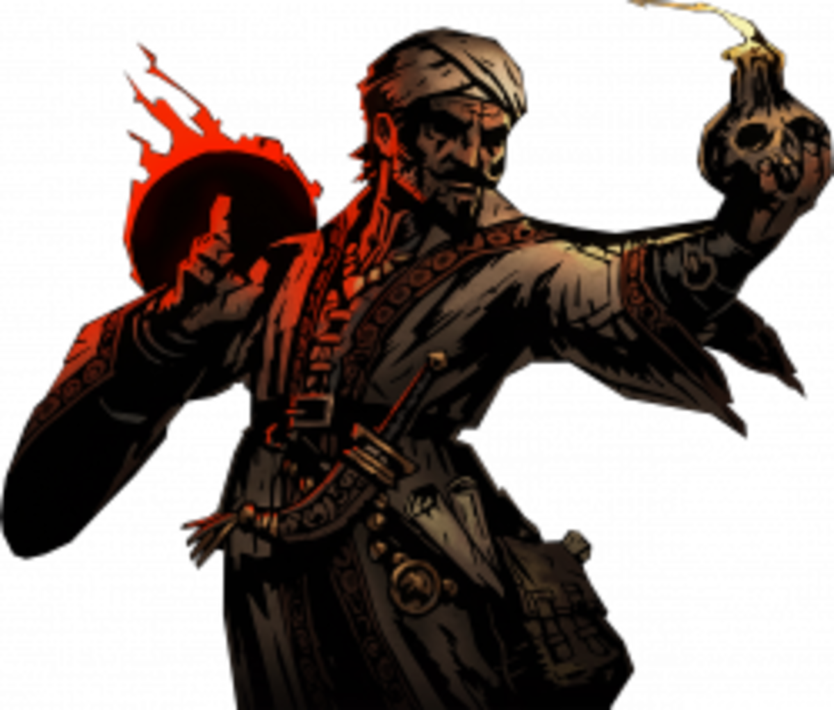 Darkest Dungeon: Occultist - Skill Guide