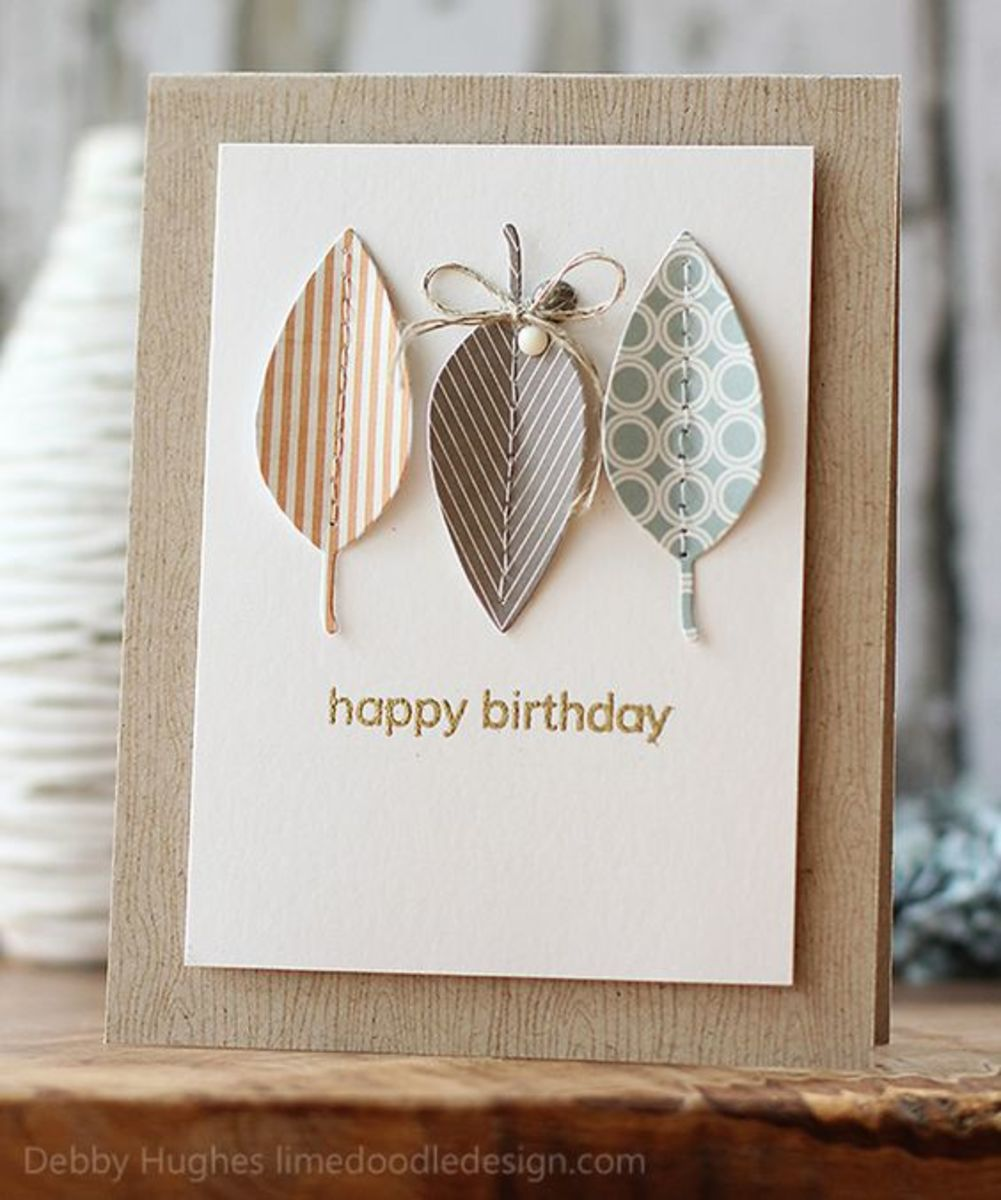 Birthday Card by Lime Doodle Design