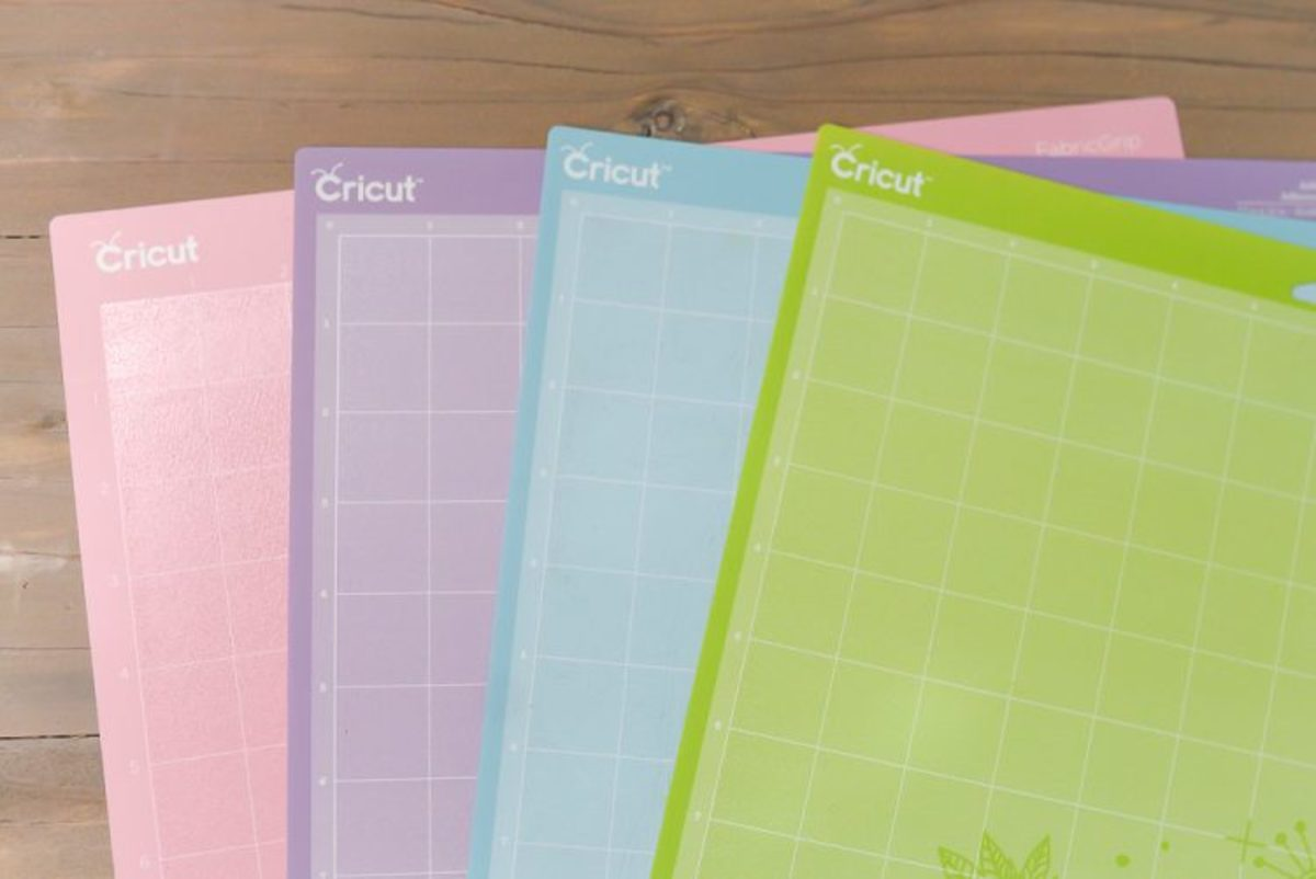 Cricut Mats - Best Ideas and Tips