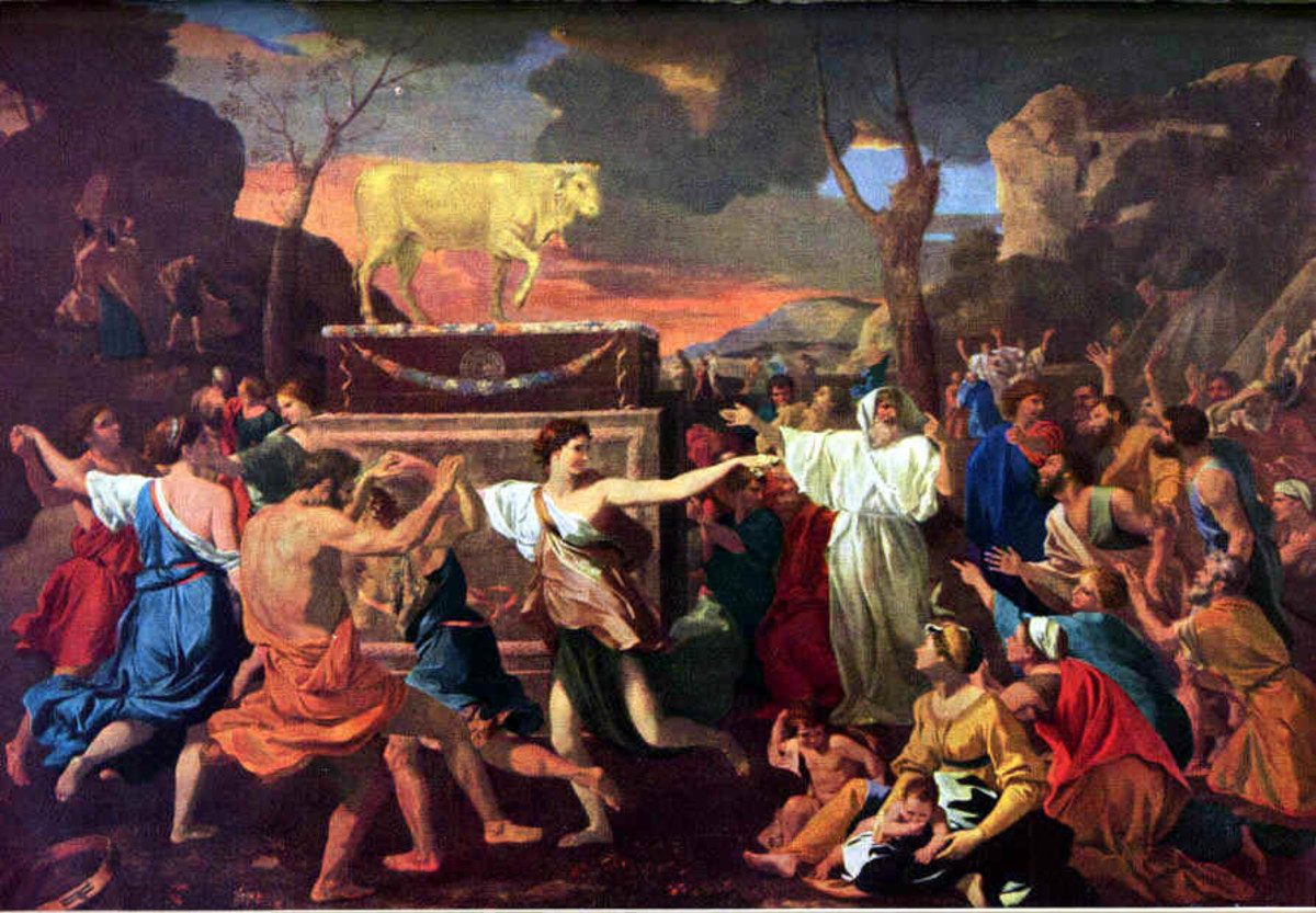 Exodus 32-Why Did The Israelites Worship The Golden Calf?