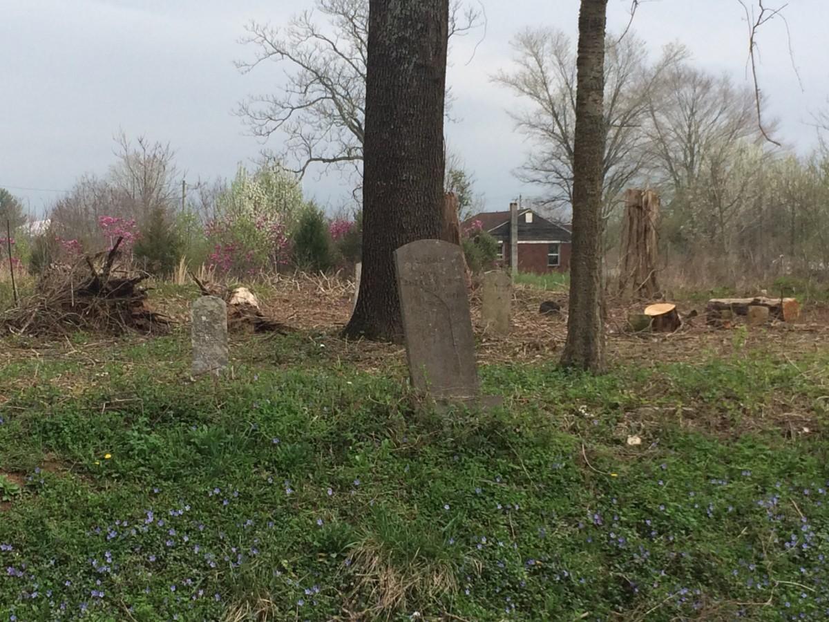 Crisp Family Cemetery