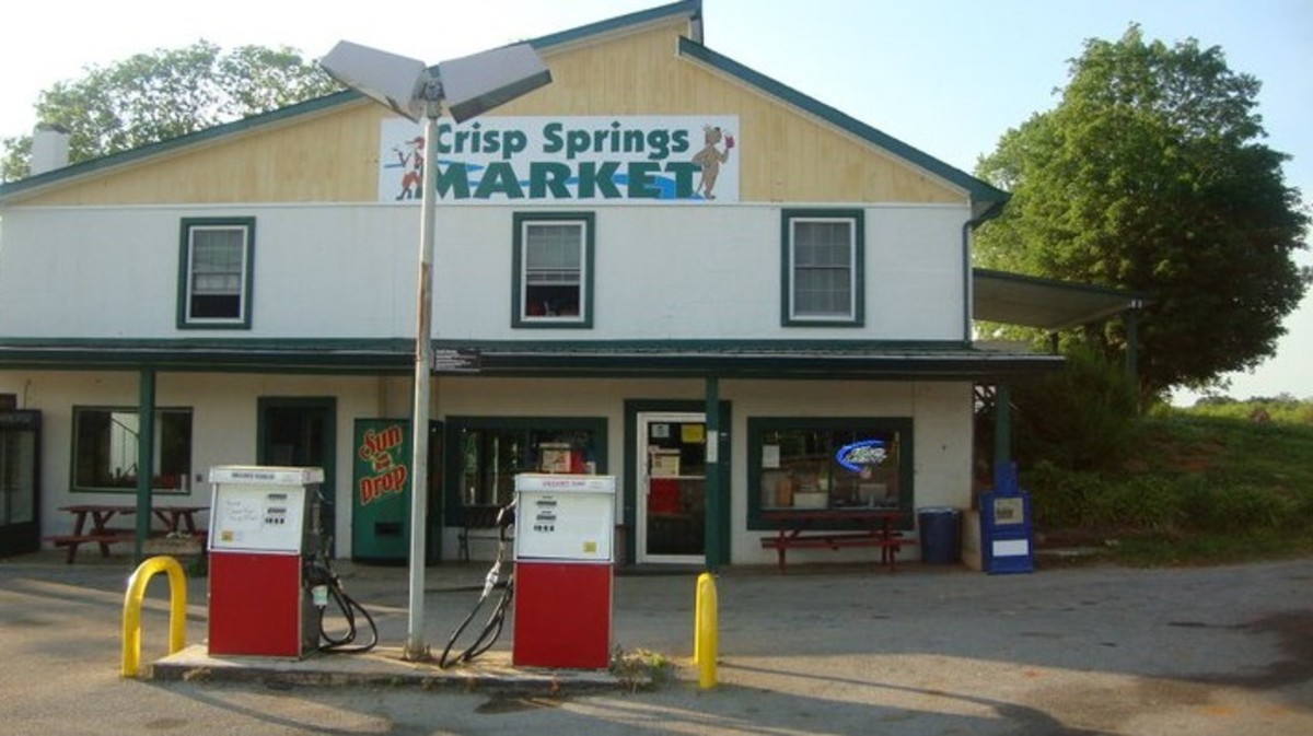 Crisp Spings Market