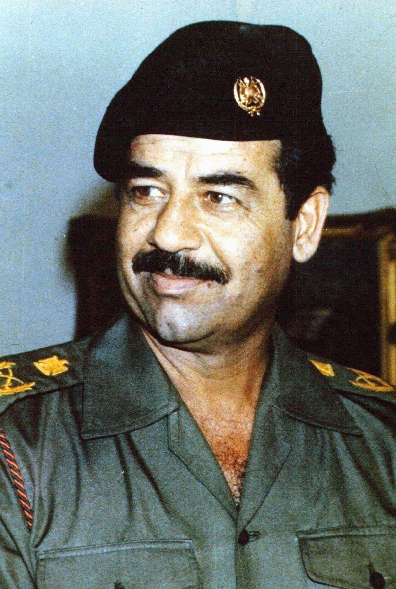 Saddam Hussein: A Biography of the Iraqi Dictator That Was Once an Ally of the West