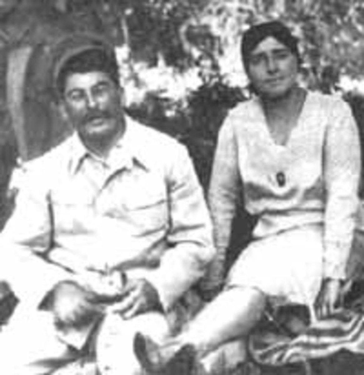 Nada and Stalin