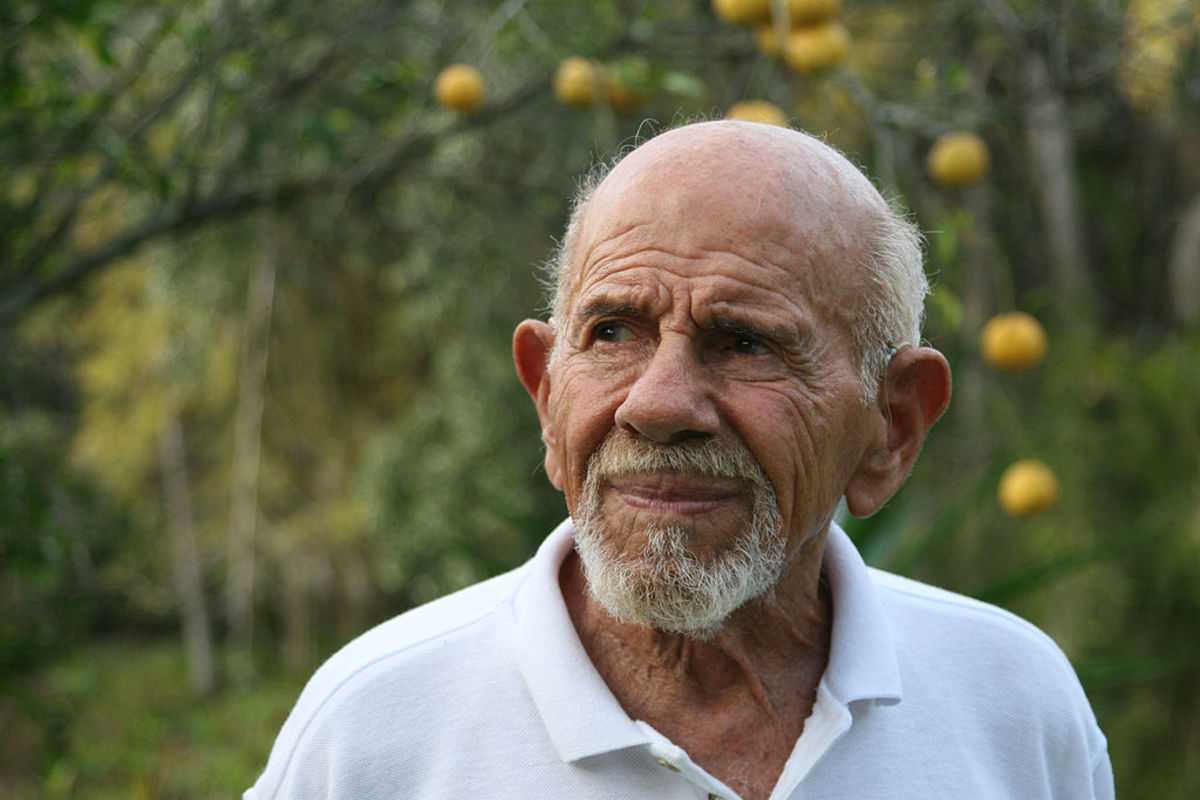 The Great Jacque Fresco