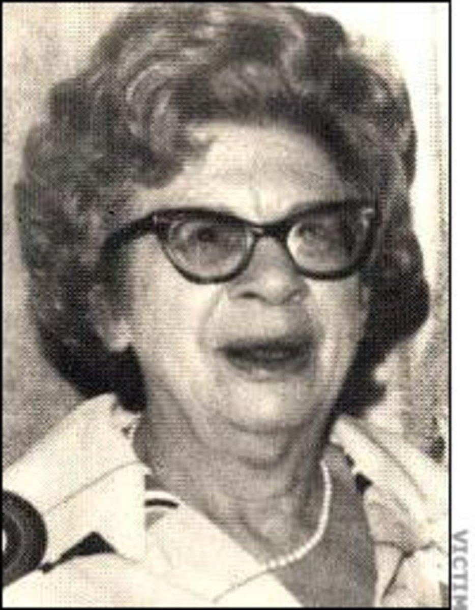 Stocking Strangler victim, Jean Dimenstien  From The Columbus Ledger-Enquirer Group