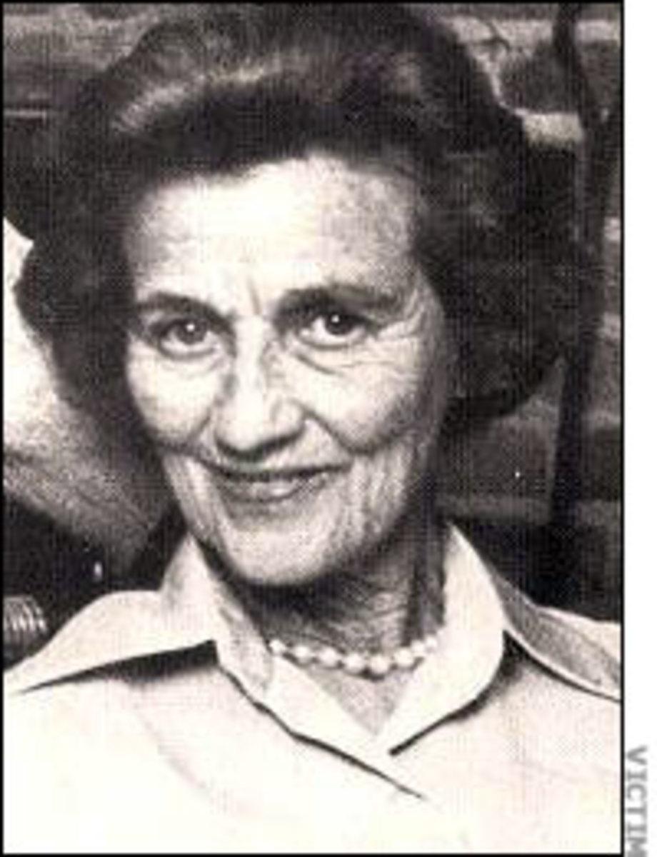 Stocking Strangler victim, Kathleen Woodruff  From the Columbus Ledger-Enquirer Group