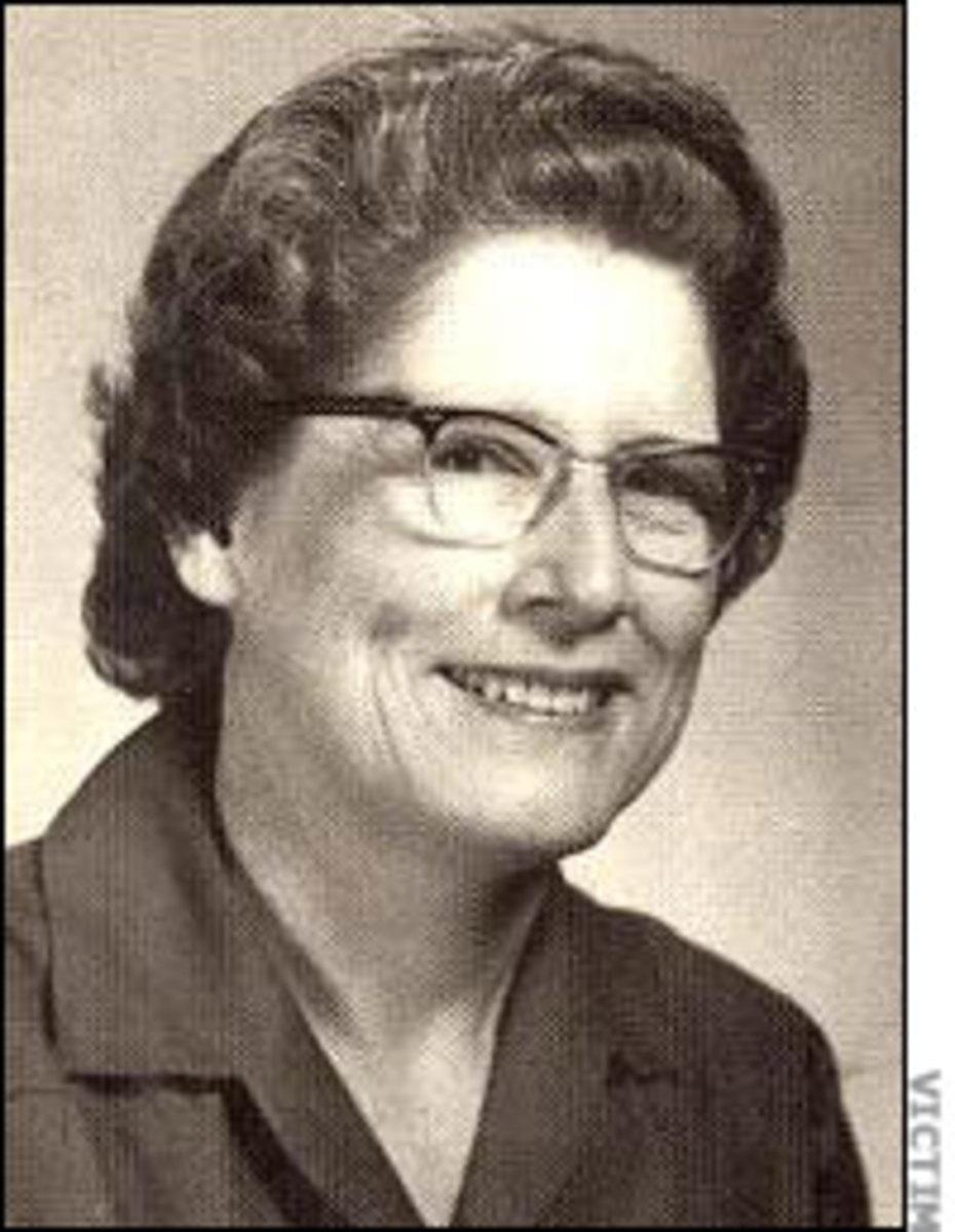 Stocking Strangler victim, Janet Cofer  From the Columbus Ledger-Enquirer Group