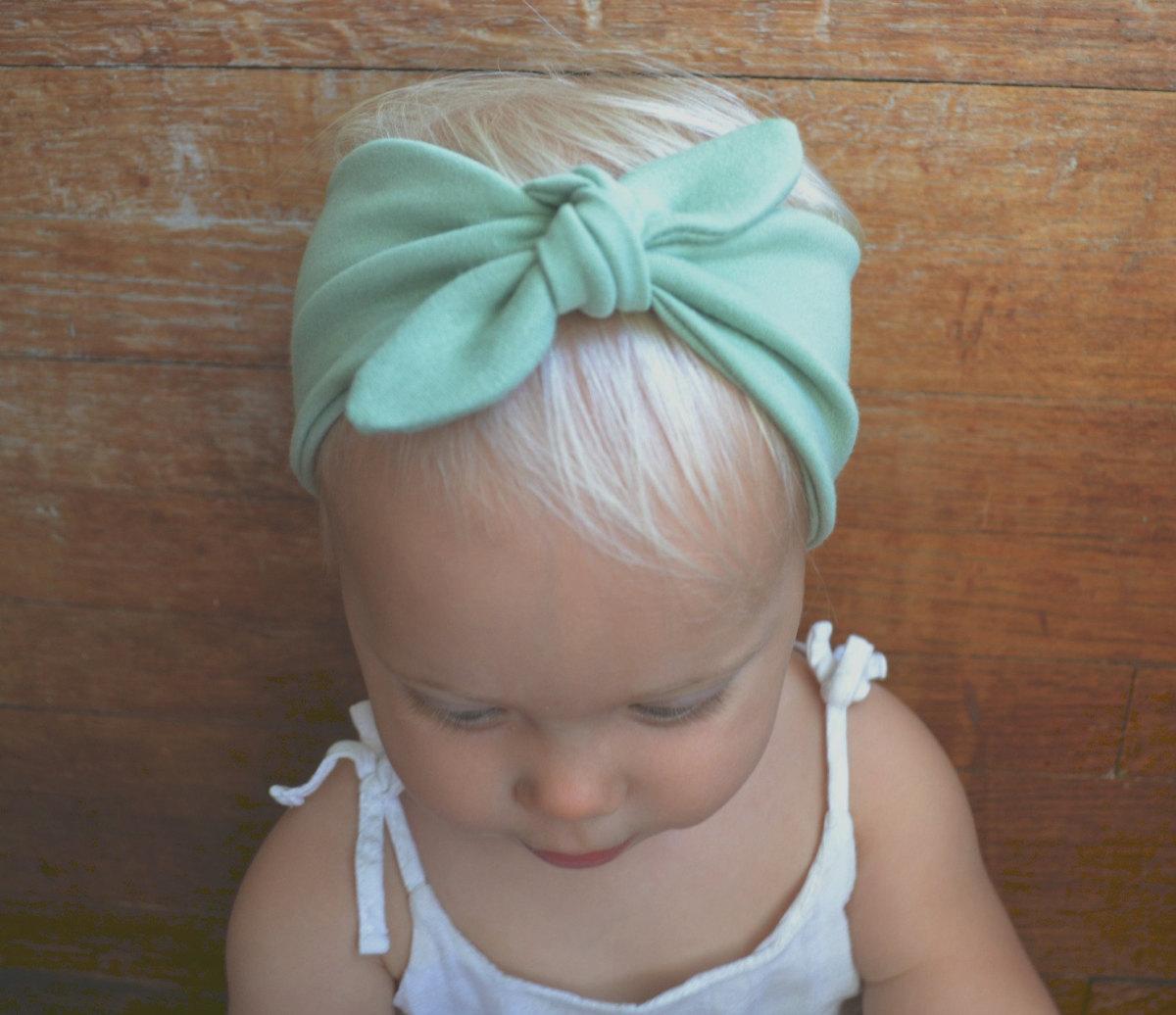 Cute turban cloth headband