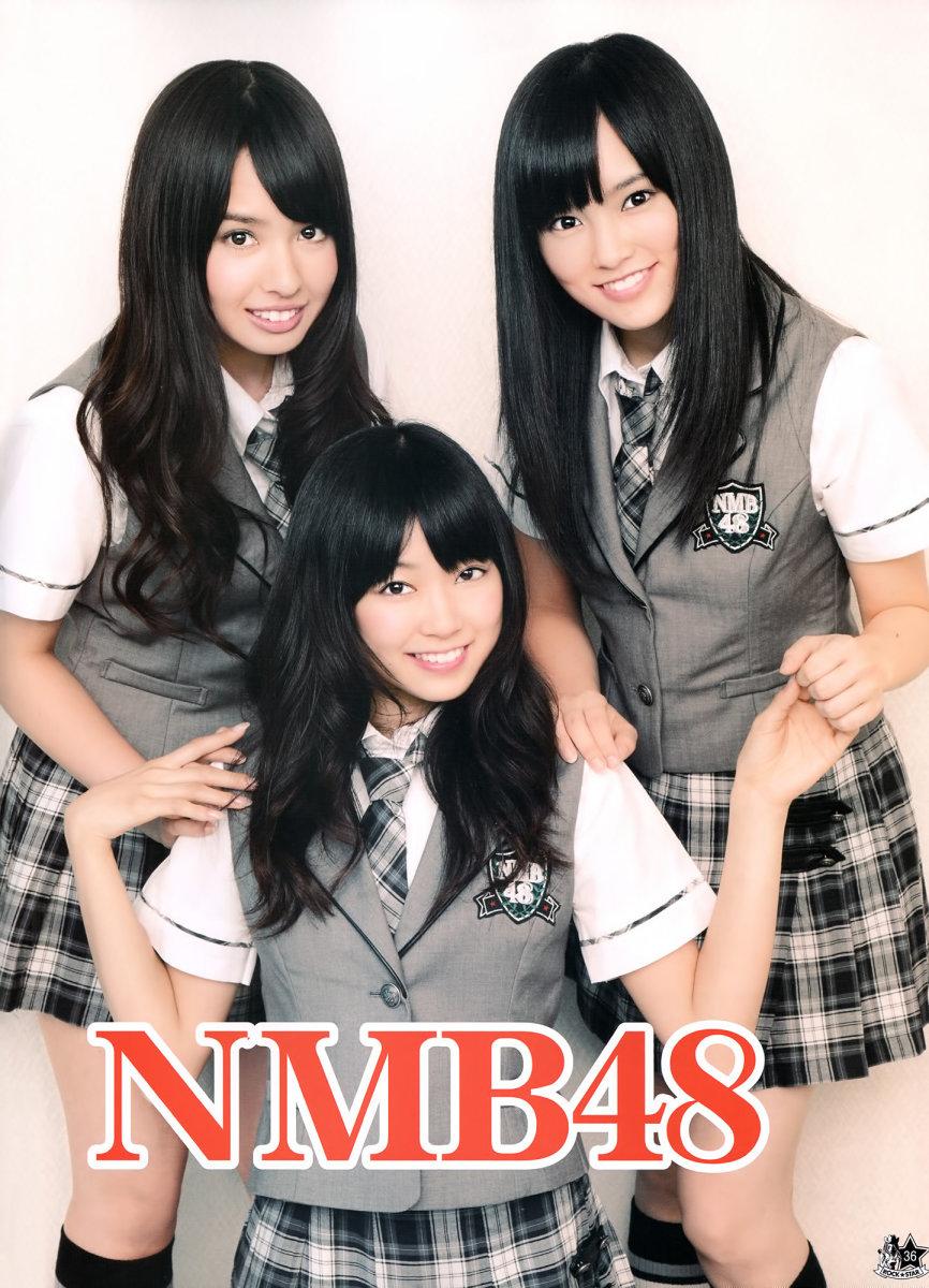 From left to right: Nana Yamada, Miyuki Watanabe, and Sayaka Yamamoto.