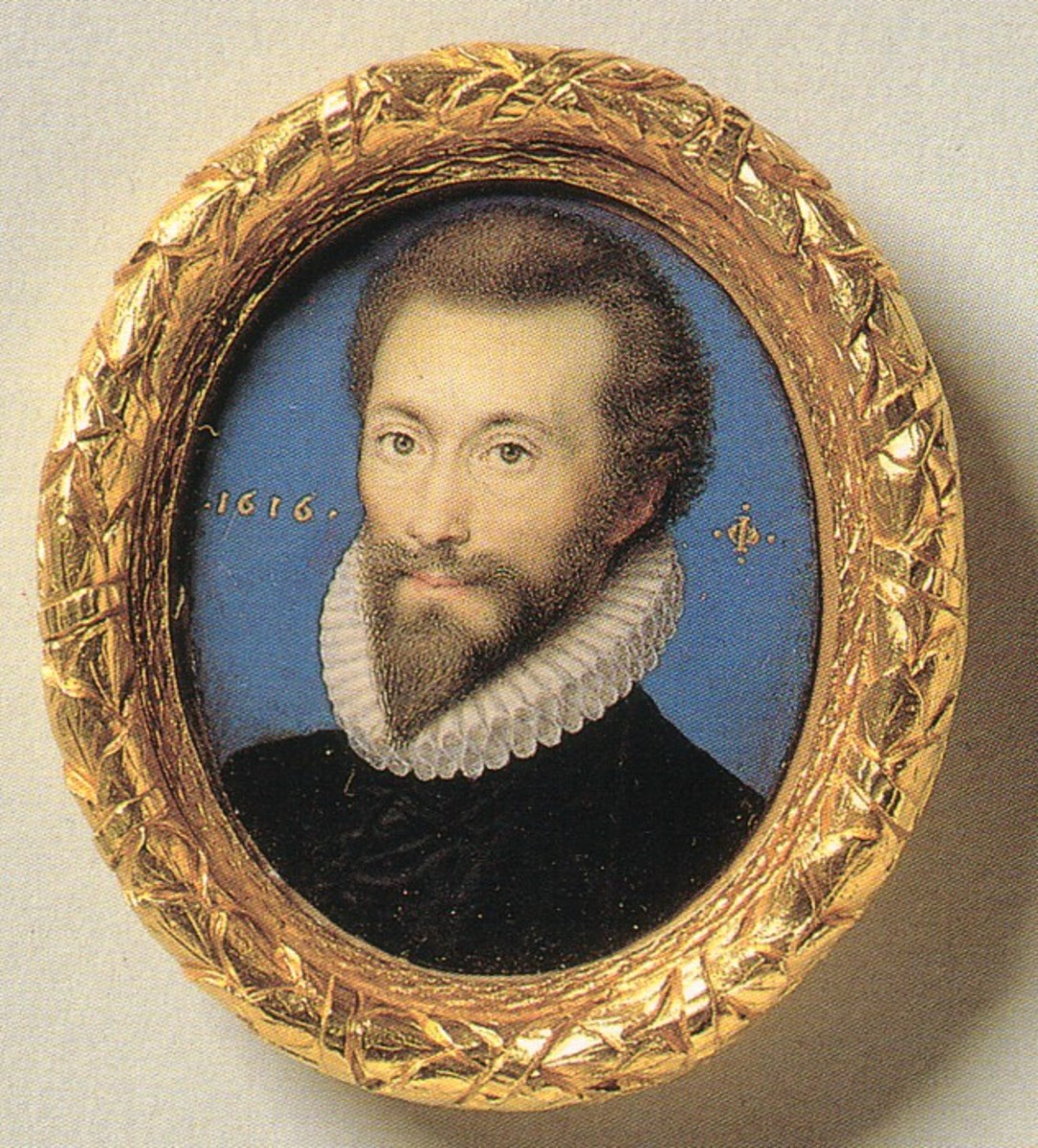 John Donne (22 January 1572 – 31 March 1631) was an English poet and a cleric in the Church of England.