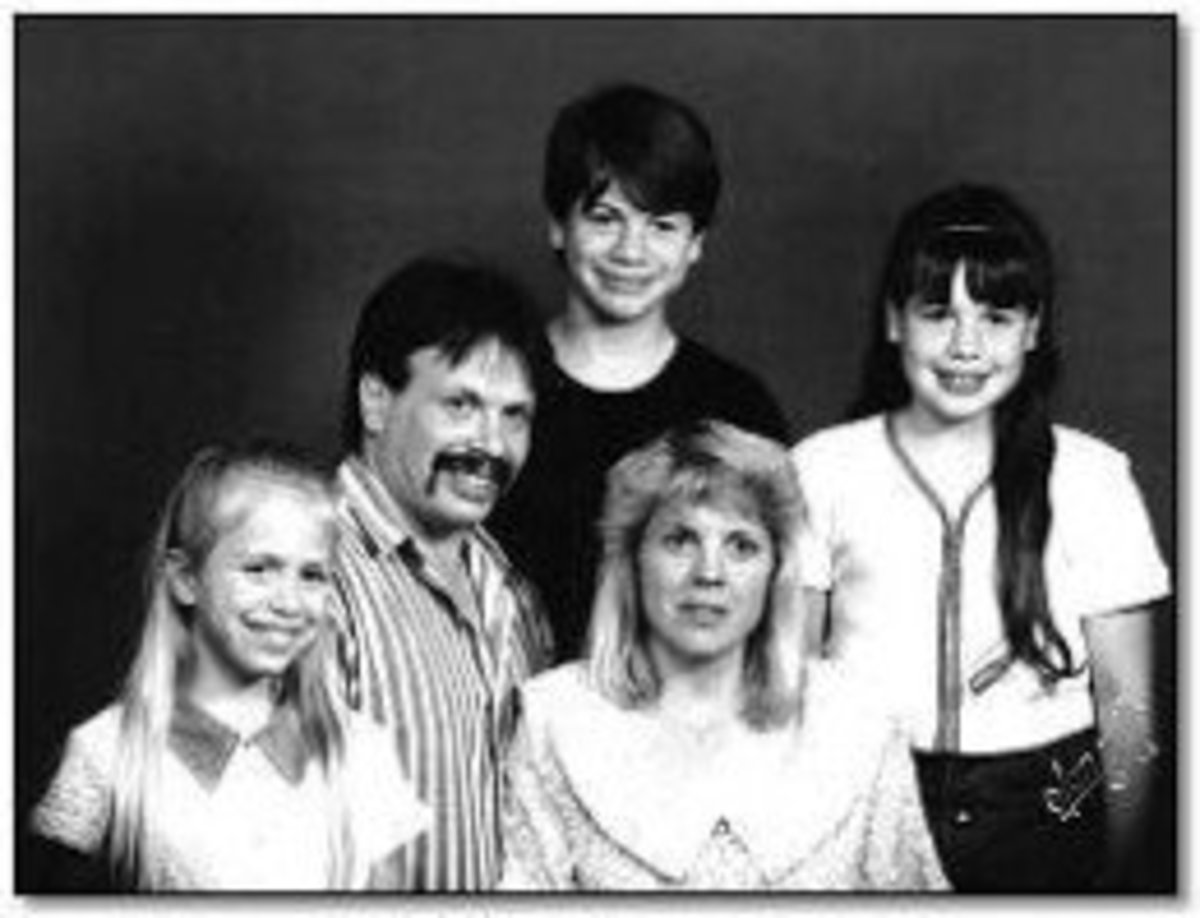 The Crowe Family