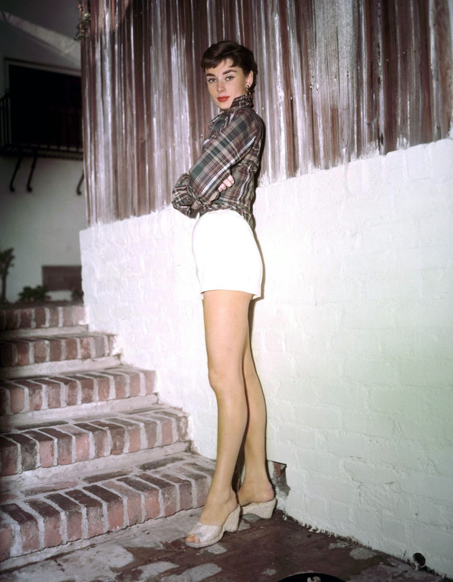 Audrey in Sabrina