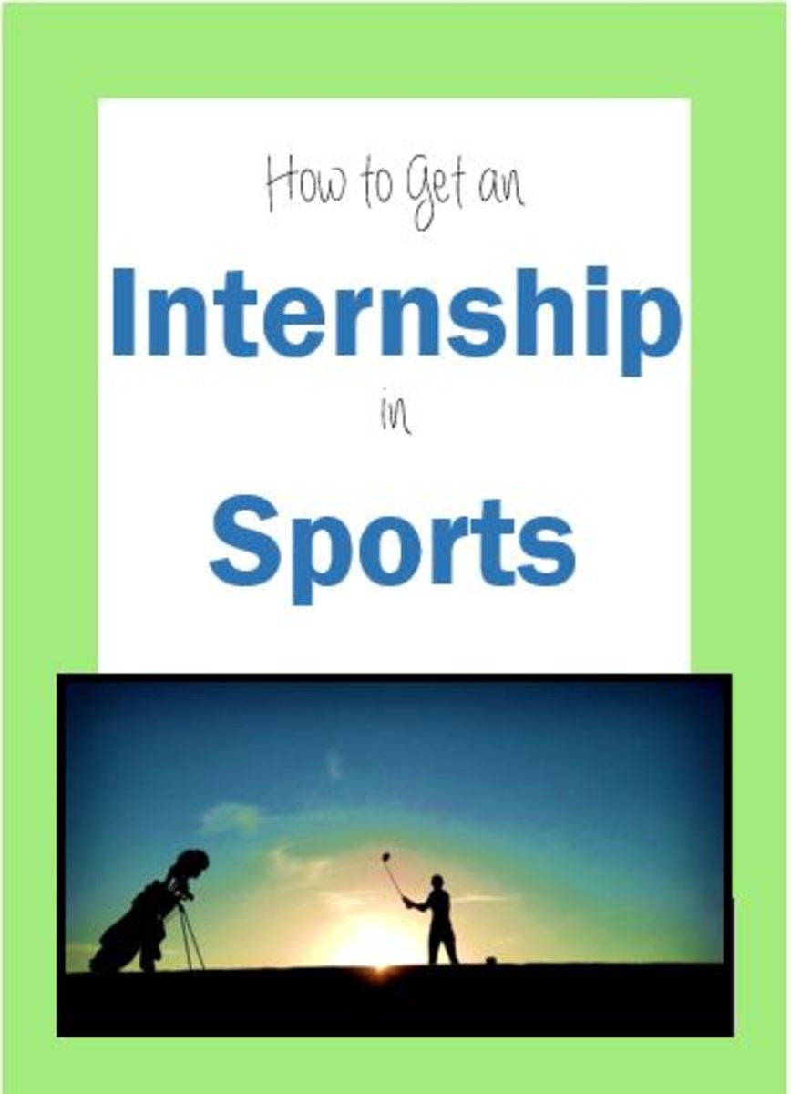 How To Get An Internship In Sports