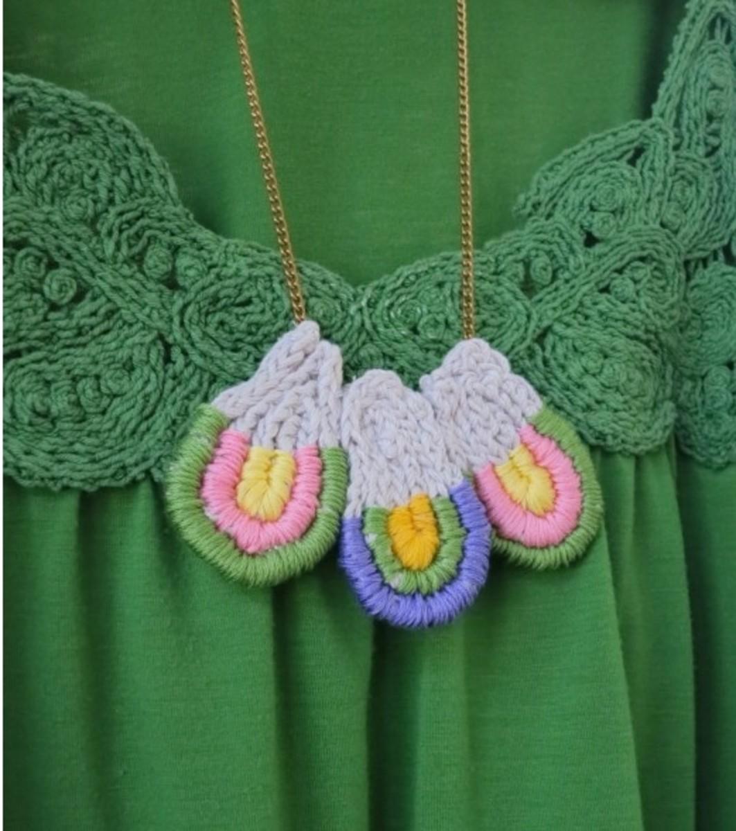 Loopy Loop Necklace