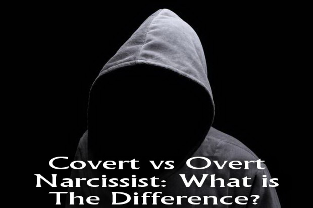 Covert vs Overt Narcissists: What is The Difference?