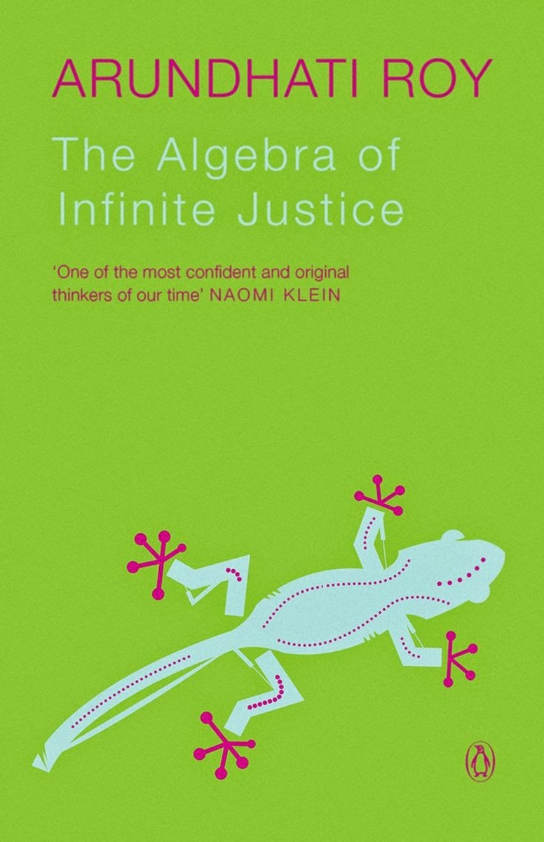 critique-essay-of-the-algebra-of-infinite-justice-by-arundhati-roy