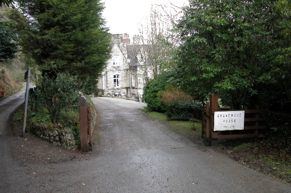 Greatwood House, Mylor