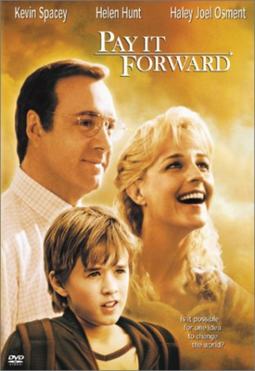 Modern Movies Inspired by Pay it Forward