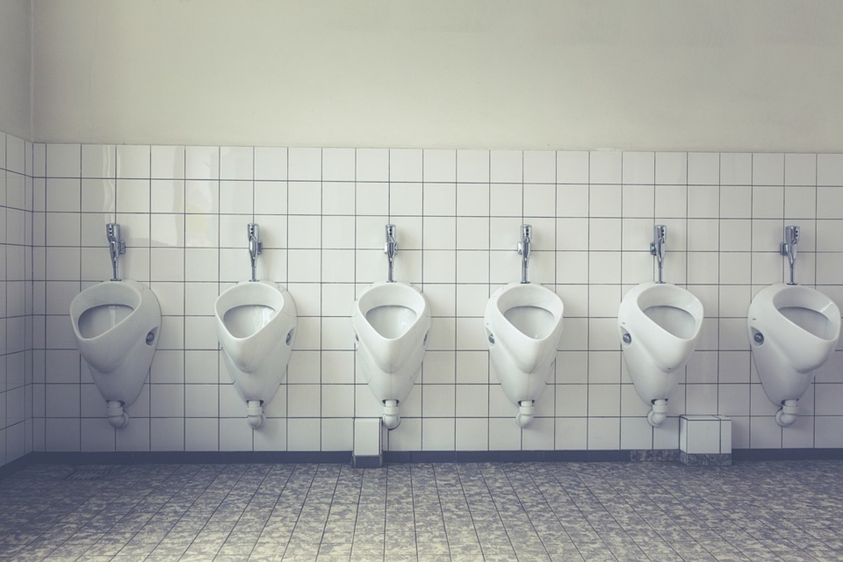 White Stuff in Urine - Here's What You Should Know