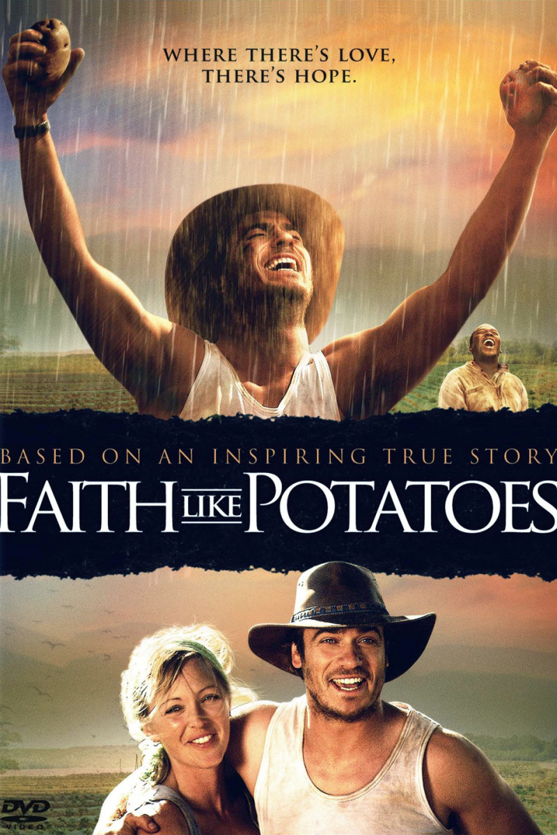 'Faith Like Potatoes' Movie Review of a True Story