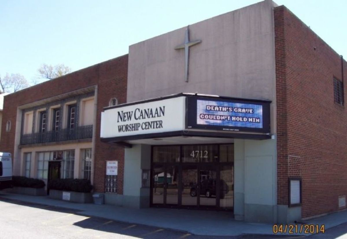 New Canaan Worship Center, Richmond, VA