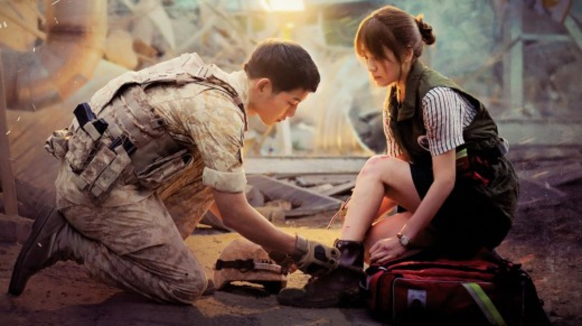 5 Reasons Why Descendants of the Sun is the Best Korean Drama of 2016